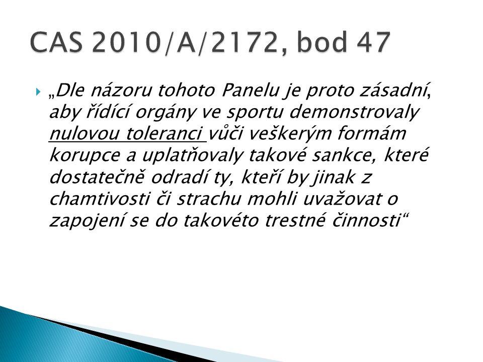 CAS 2010/A/2172, bod 47