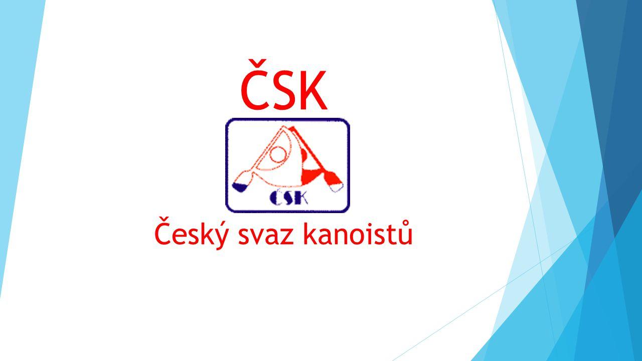 ČSK Český svaz kanoistů