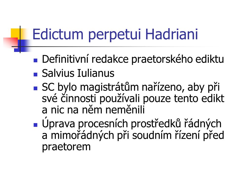Edictum perpetui Hadriani