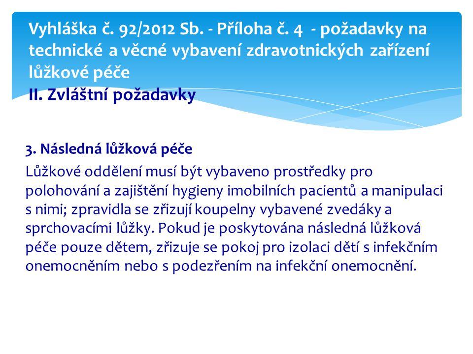 Vyhláška č. 92/2012 Sb. - Příloha č