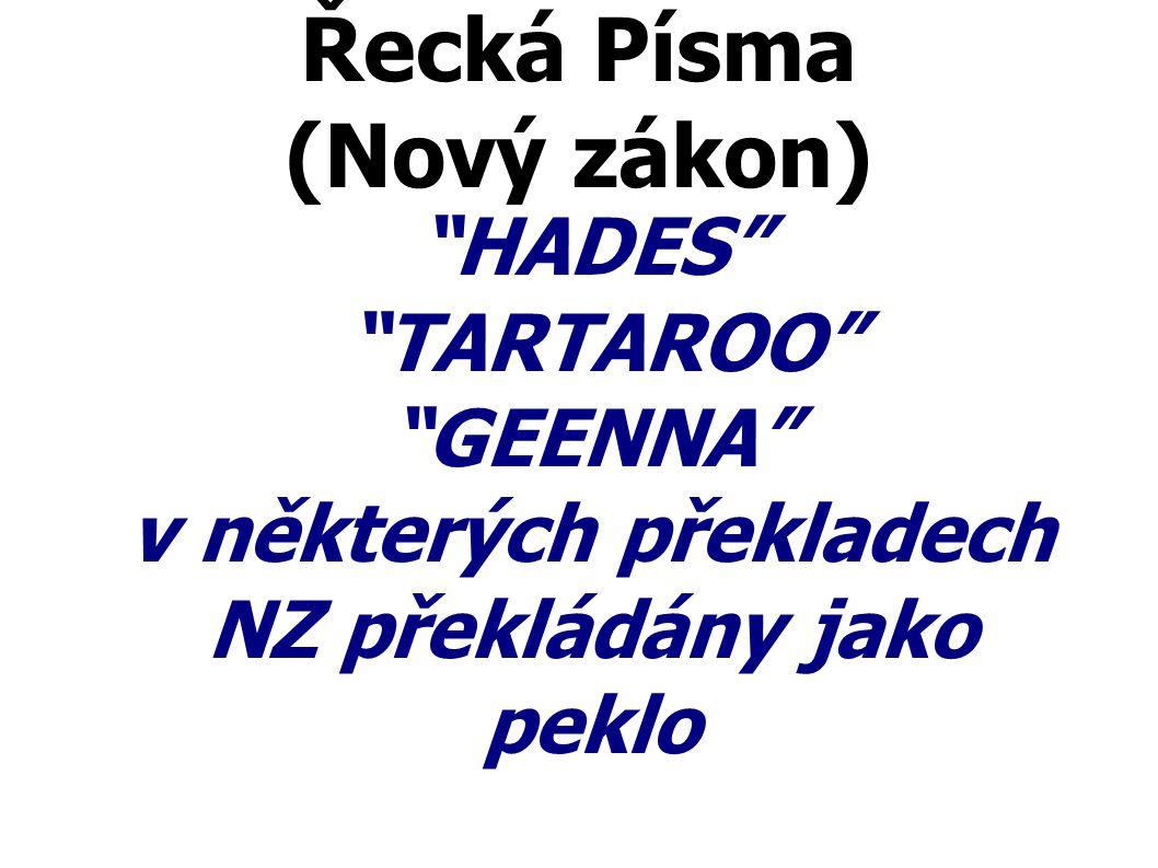 Řecká Písma (Nový zákon)