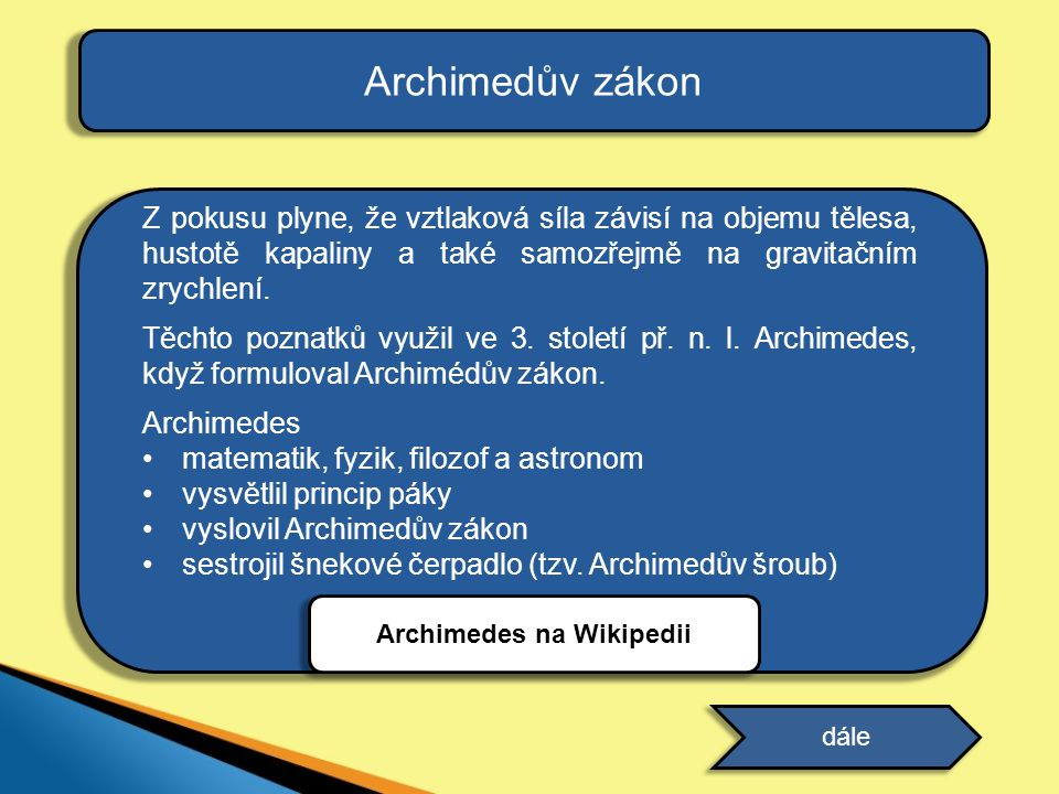 Archimedes na Wikipedii