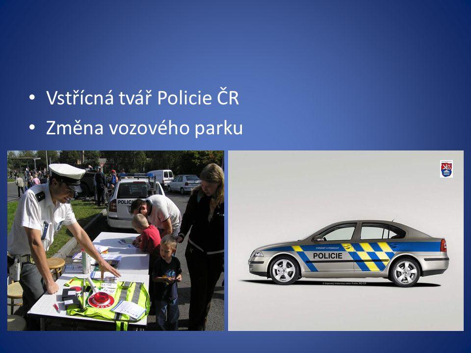 Vstřícná tvář Policie ČR