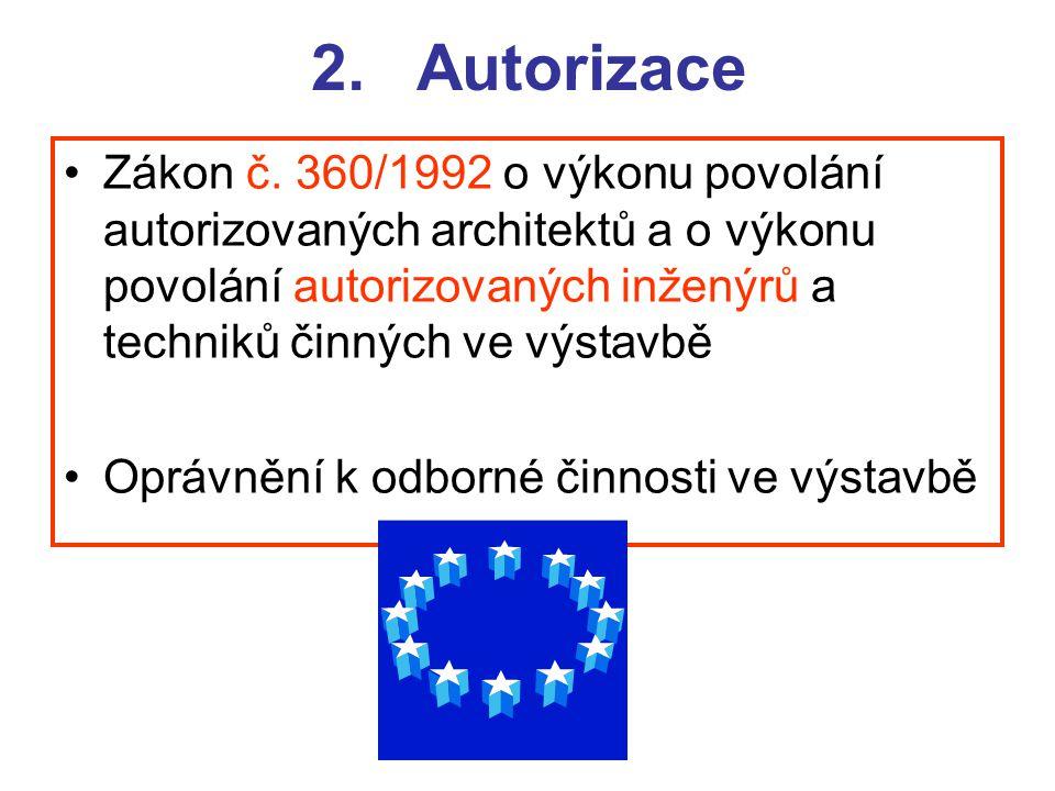 2. Autorizace