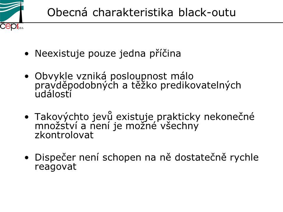 Obecná charakteristika black-outu