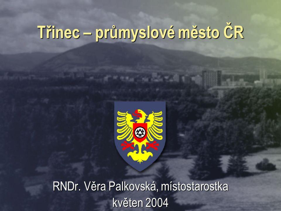 Třinec – průmyslové město ČR
