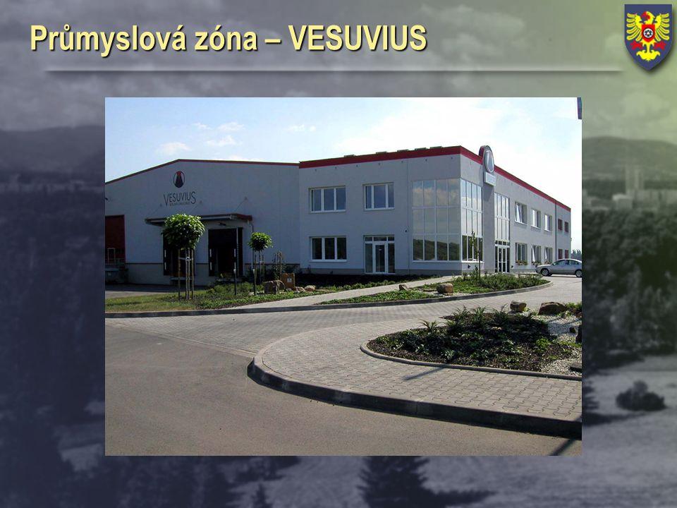 Průmyslová zóna – VESUVIUS