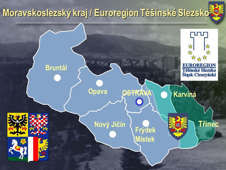 Moravskoslezský kraj / Euroregion Těšínské Slezsko