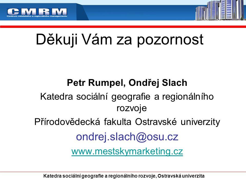 Petr Rumpel, Ondřej Slach