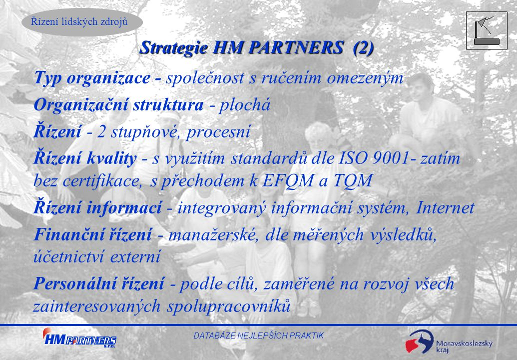 Strategie HM PARTNERS (2)