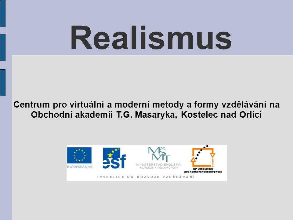 Realismus Centrum pro virtuální a moderní metody a formy vzdělávání na