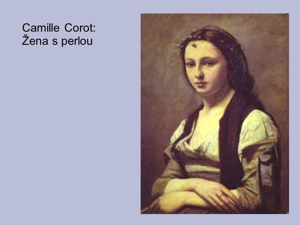 Camille Corot: Žena s perlou