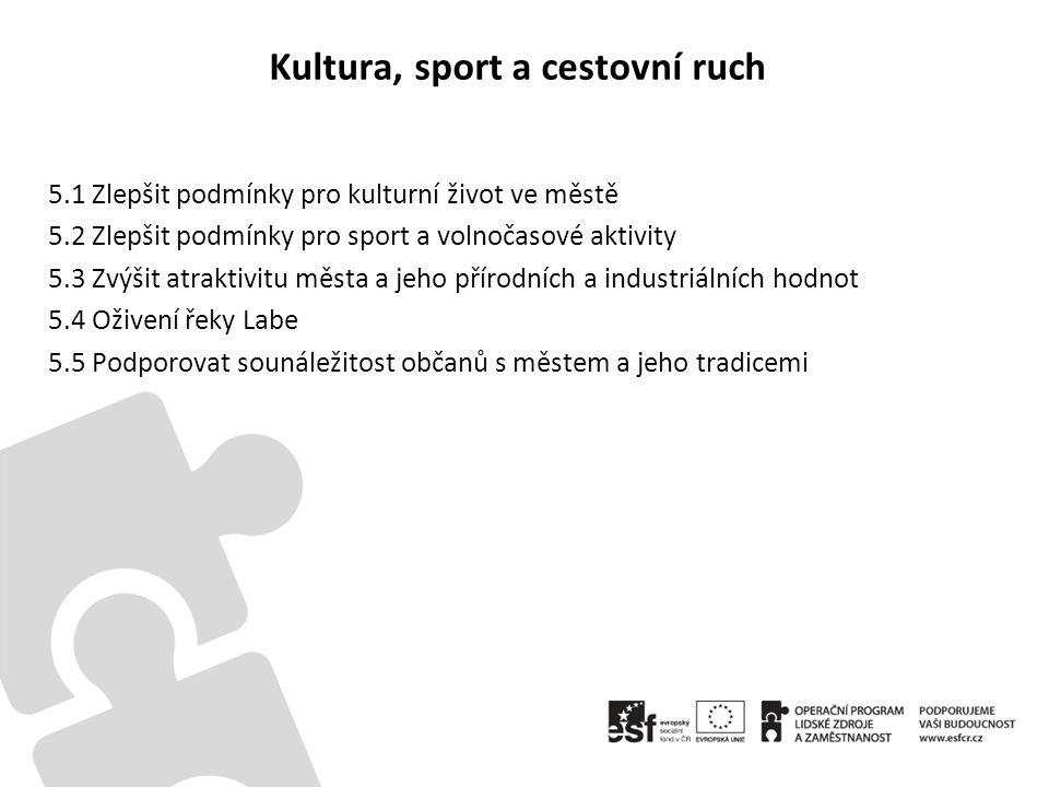 Kultura, sport a cestovní ruch