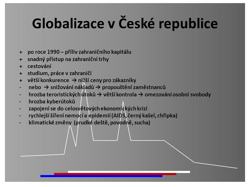 Globalizace v České republice
