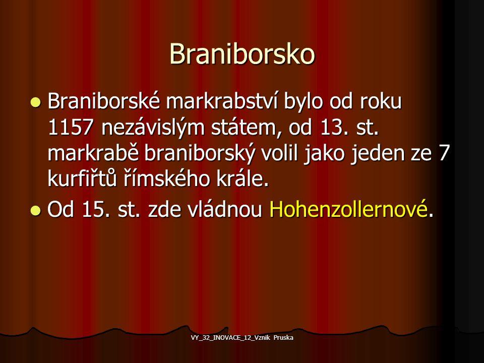 VY_32_INOVACE_12_Vznik Pruska