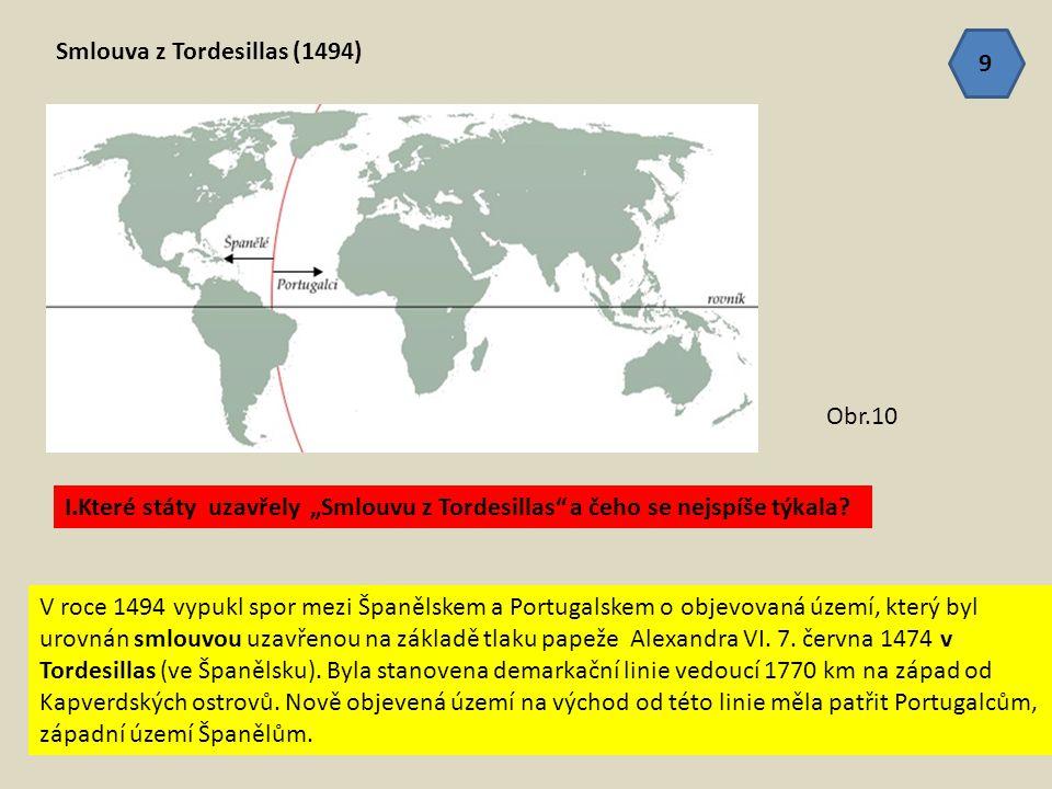 Smlouva z Tordesillas (1494)