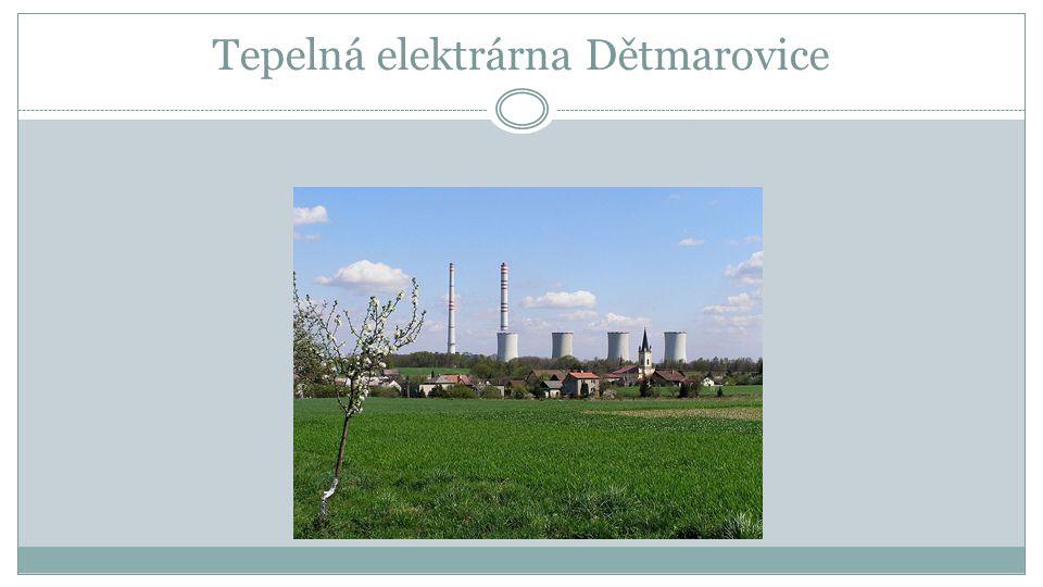 Tepelná elektrárna Dětmarovice