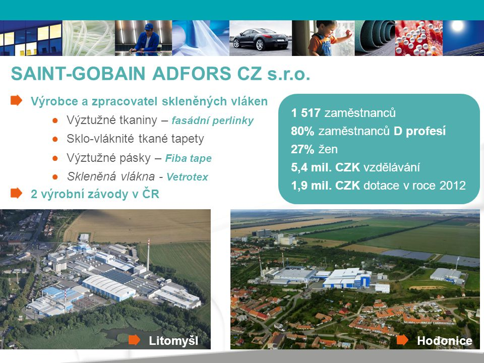 SAINT-GOBAIN ADFORS CZ s.r.o.