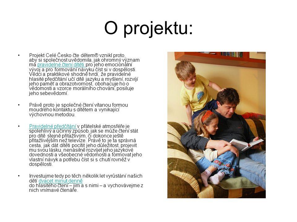 O projektu: