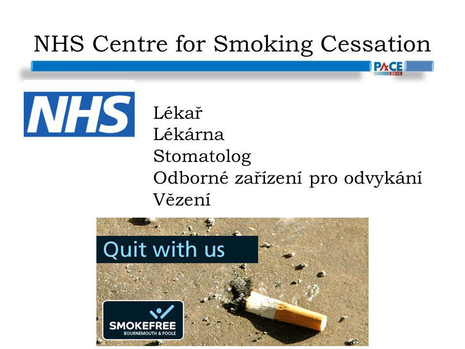 NHS Centre for Smoking Cessation