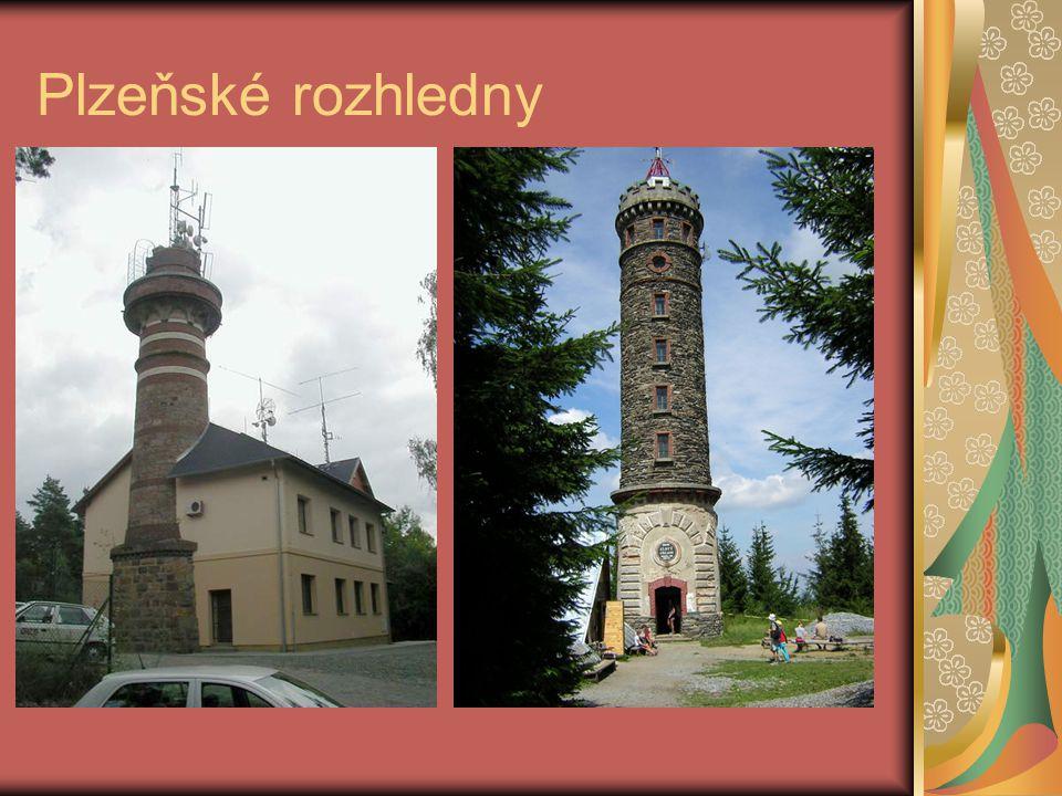 Plzeňské rozhledny