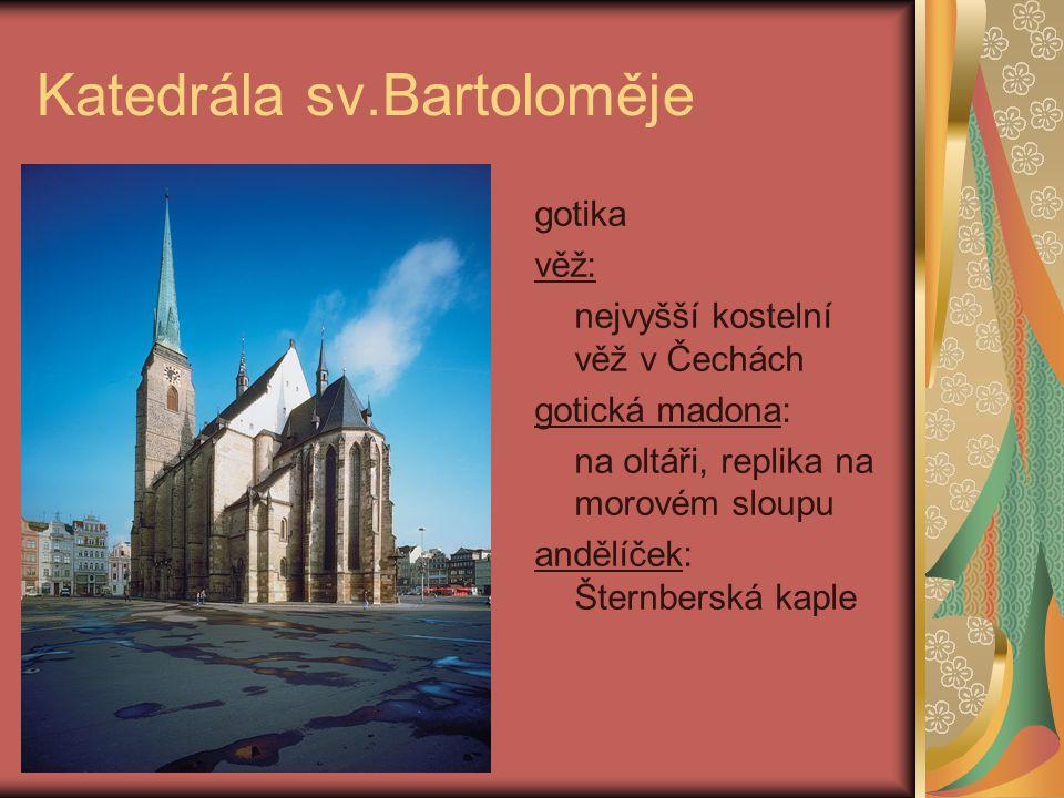 Katedrála sv.Bartoloměje