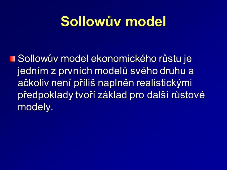 Sollowův model