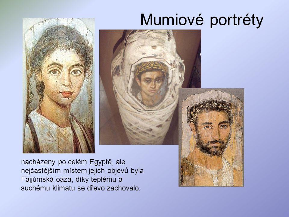 Mumiové portréty