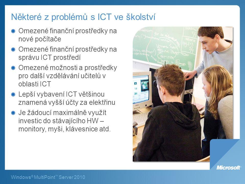 Některé z problémů s ICT ve školství