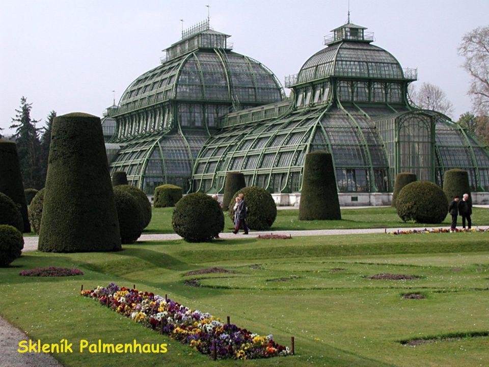 Skleník Palmenhaus