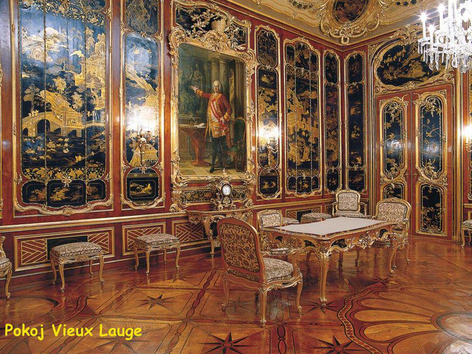 Pokoj Vieux Lauge
