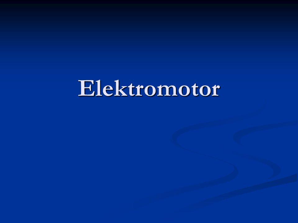 Nula 1 Elektromotor
