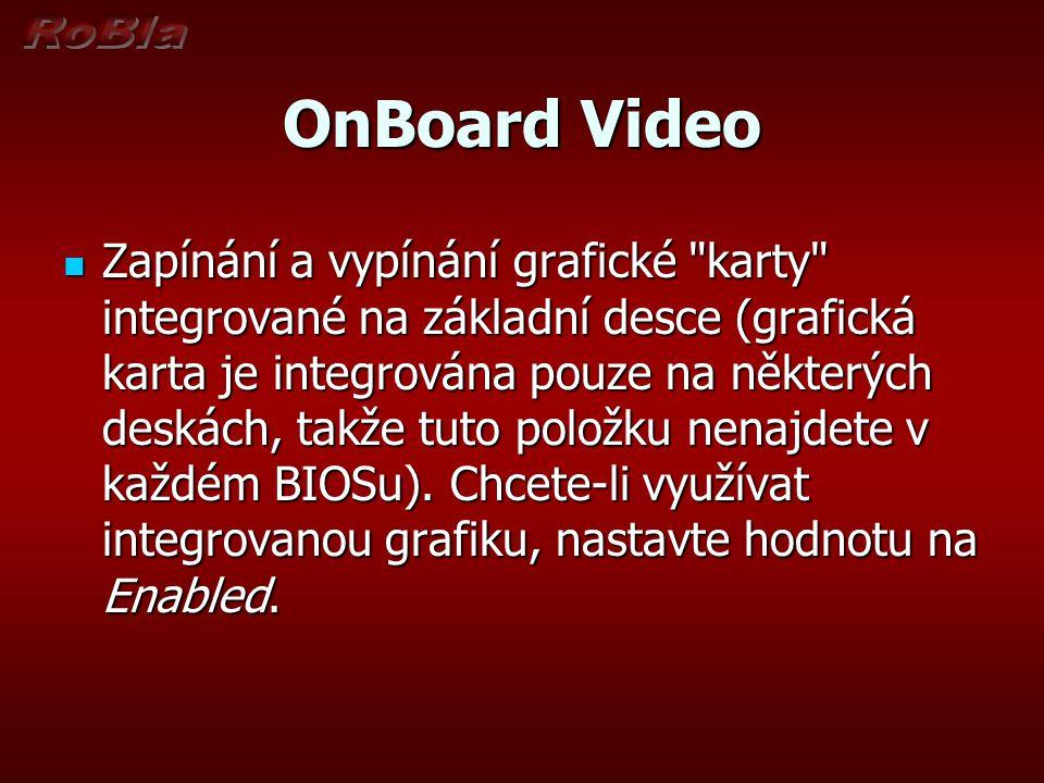 OnBoard Video