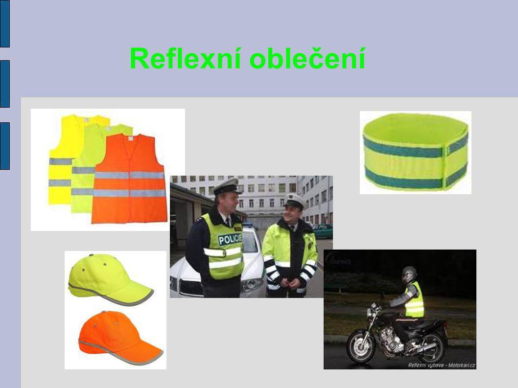 Reflexní oblečení