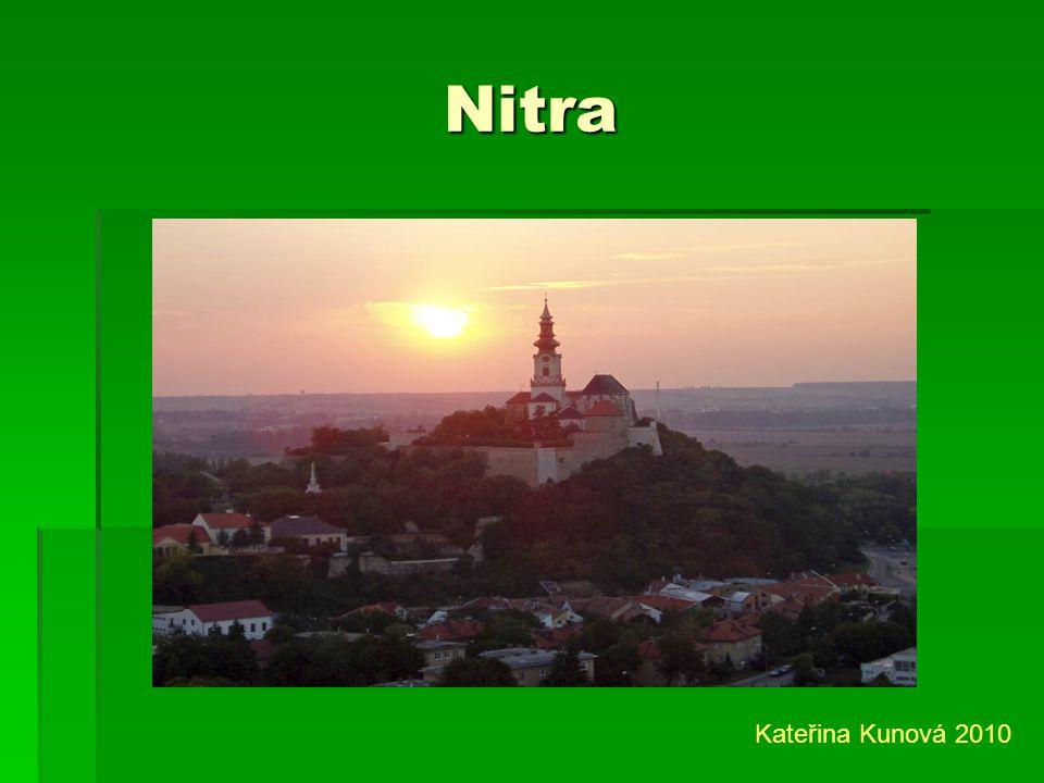 Nitra Kateřina Kunová 2010