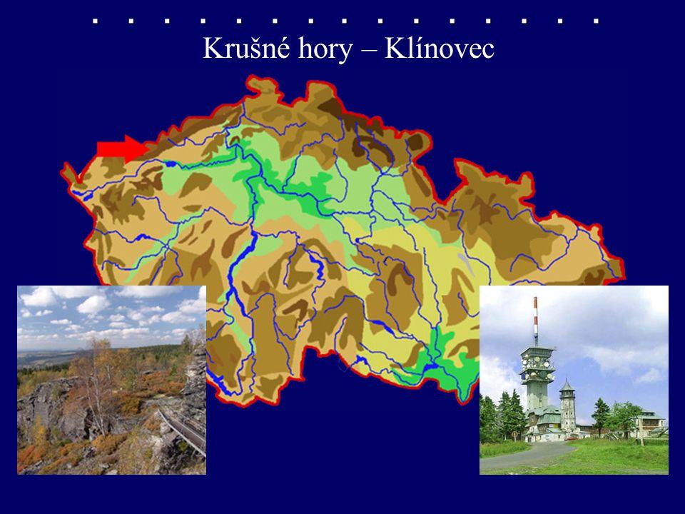 Krušné hory – Klínovec Krušné hory – Klínovec