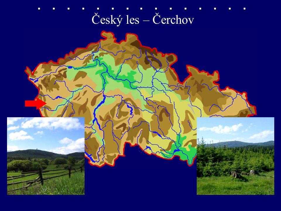 Český les – Čerchov