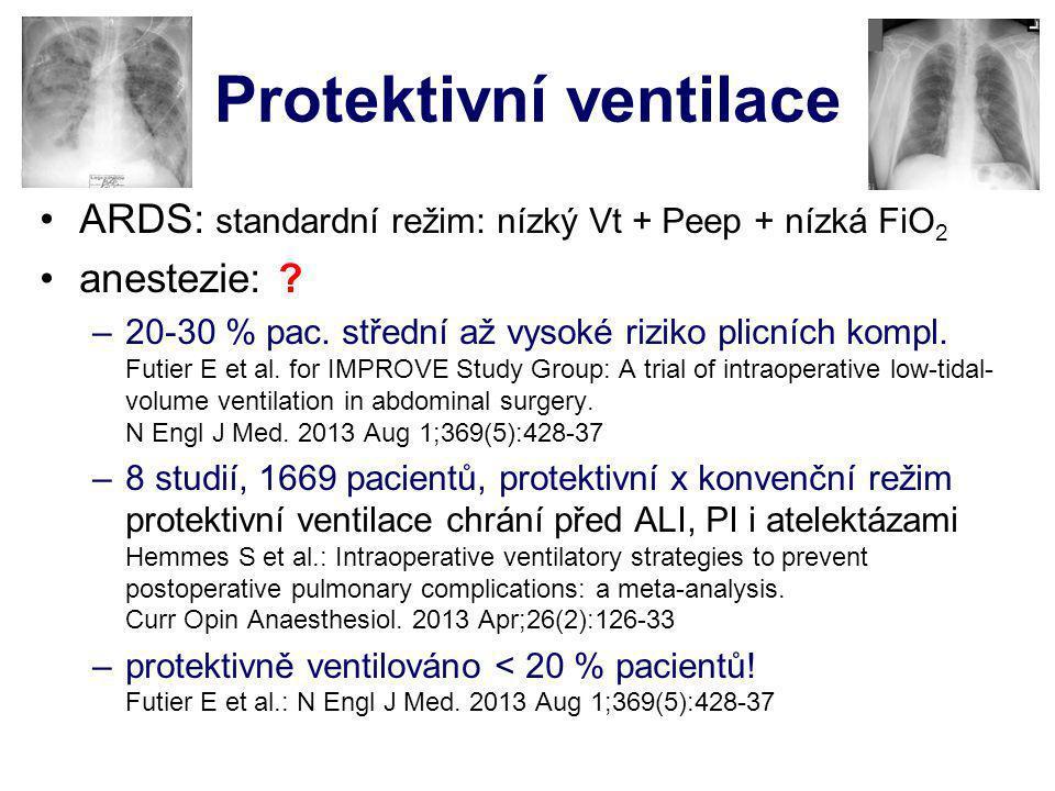 Protektivní ventilace