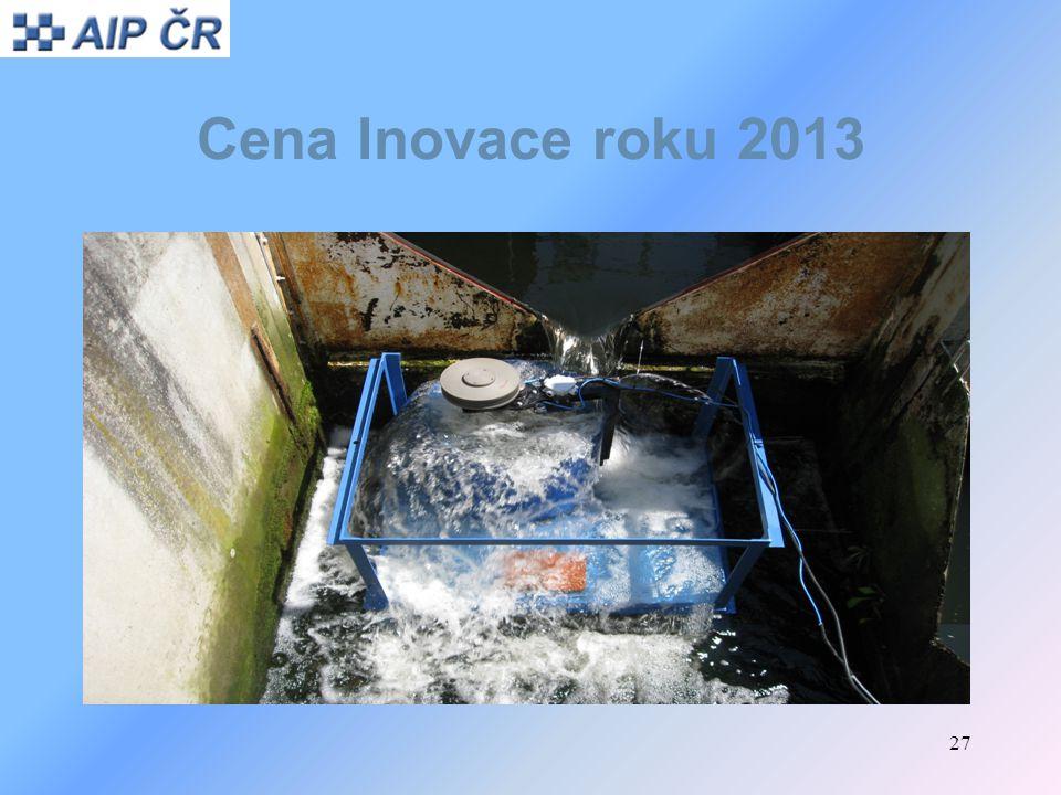Cena Inovace roku 2013