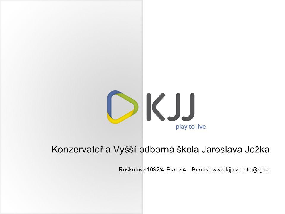Konzervatoř a Vyšší odborná škola Jaroslava Ježka