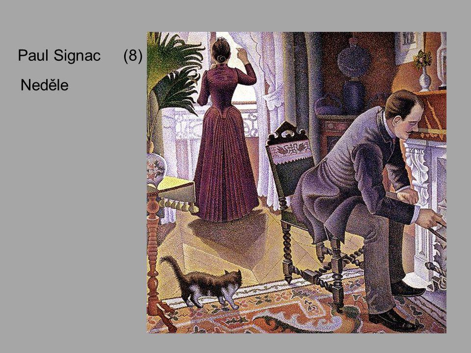 Paul Signac (8) Neděle