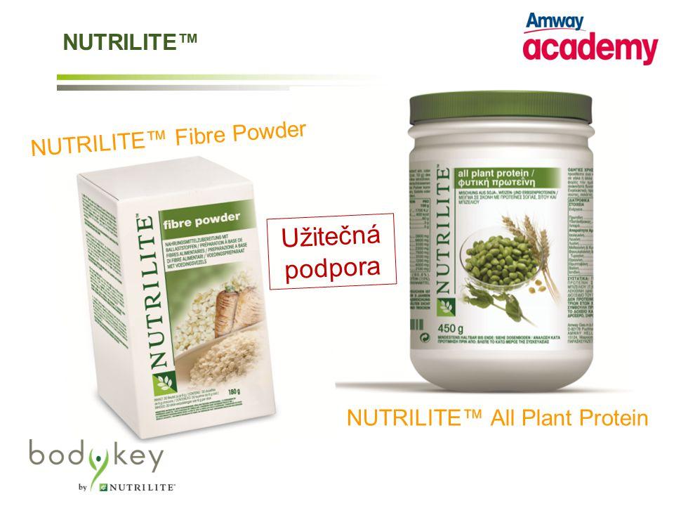 Užitečná podpora NUTRILITE™ NUTRILITE™ Fibre Powder