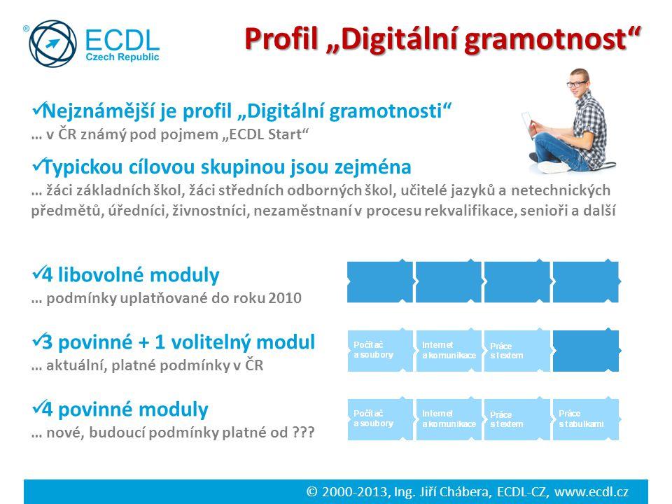"""Profil """"Digitální gramotnost"""