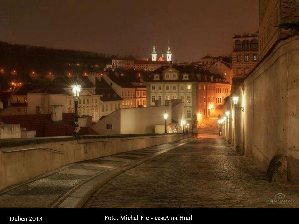 Foto: Michal Fic - cestA na Hrad