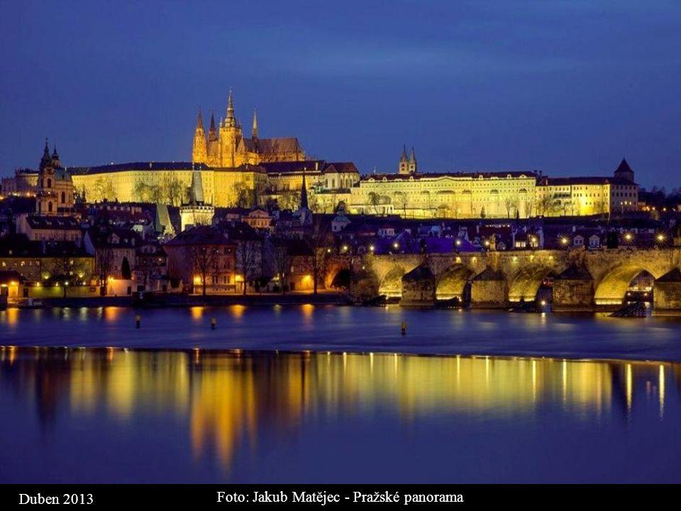 Foto: Jakub Matějec - Pražské panorama
