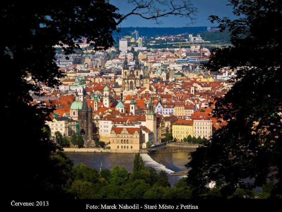 Foto: Marek Nahodil - Staré Město z Petřína