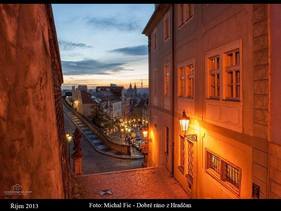 Foto: Michal Fic - Dobré ráno z Hradčan