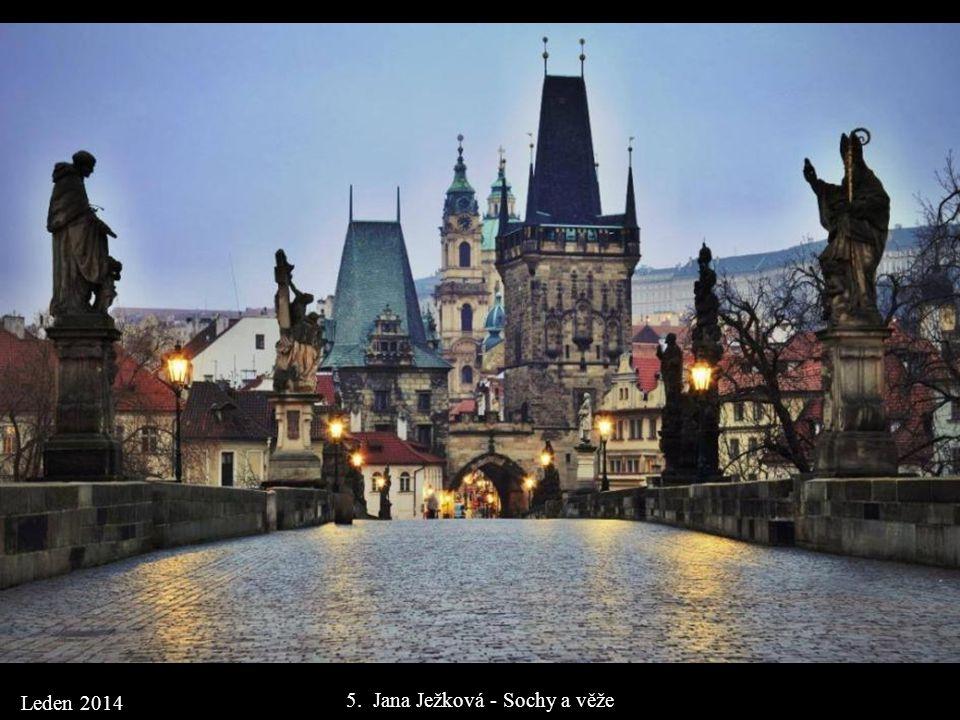 5. Jana Ježková - Sochy a věže