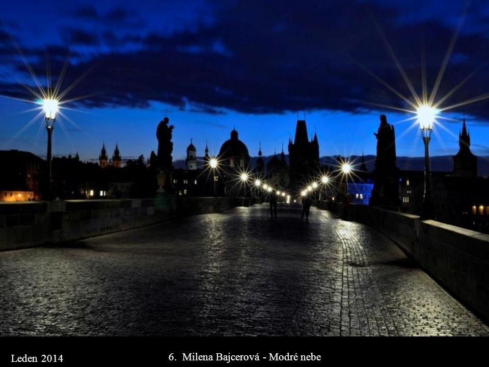 6. Milena Bajcerová - Modré nebe
