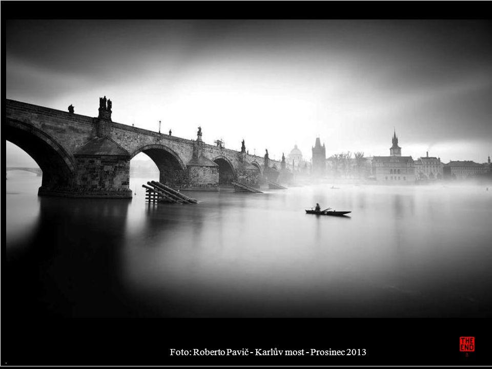 Foto: Roberto Pavič - Karlův most - Prosinec 2013